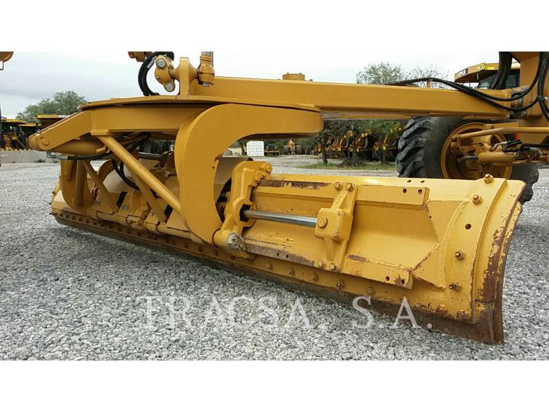 CATERPILLAR MOTORGRADER 140K equipment  photo 8