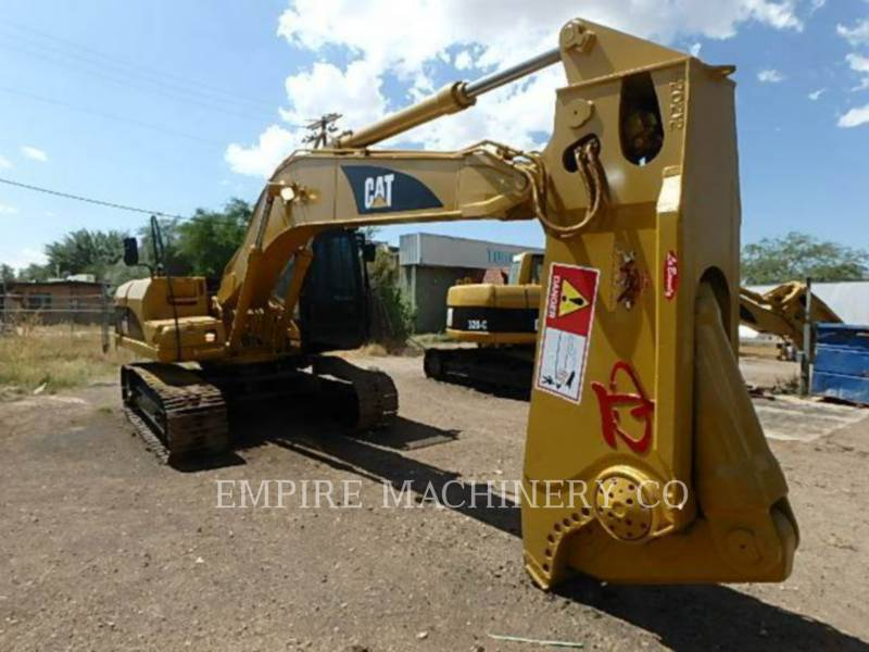 CATERPILLAR EXCAVADORAS DE CADENAS 320C equipment  photo 6