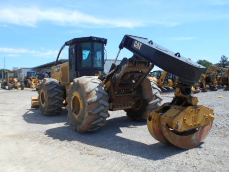CATERPILLAR FORESTRY - SKIDDER 525D equipment  photo 7