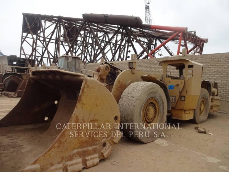 CATERPILLAR CHARGEUSE POUR MINES SOUTERRAINES R1600G equipment  photo 1