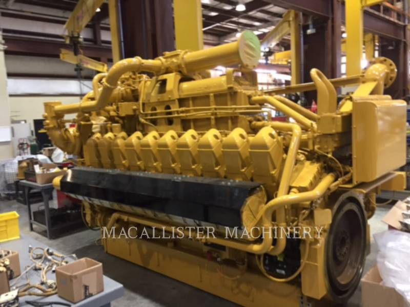 CATERPILLAR STATIONARY GENERATOR SETS G3520 equipment  photo 3