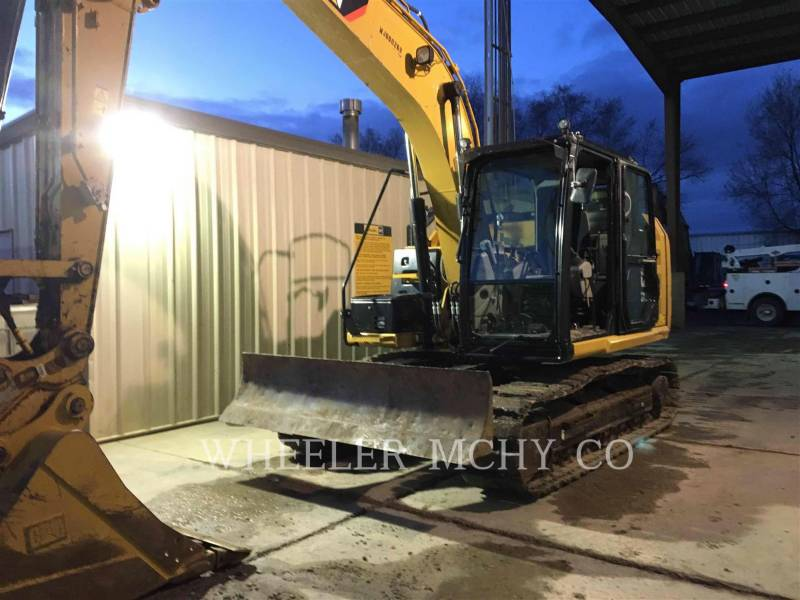 CATERPILLAR TRACK EXCAVATORS 312E RP CF equipment  photo 3