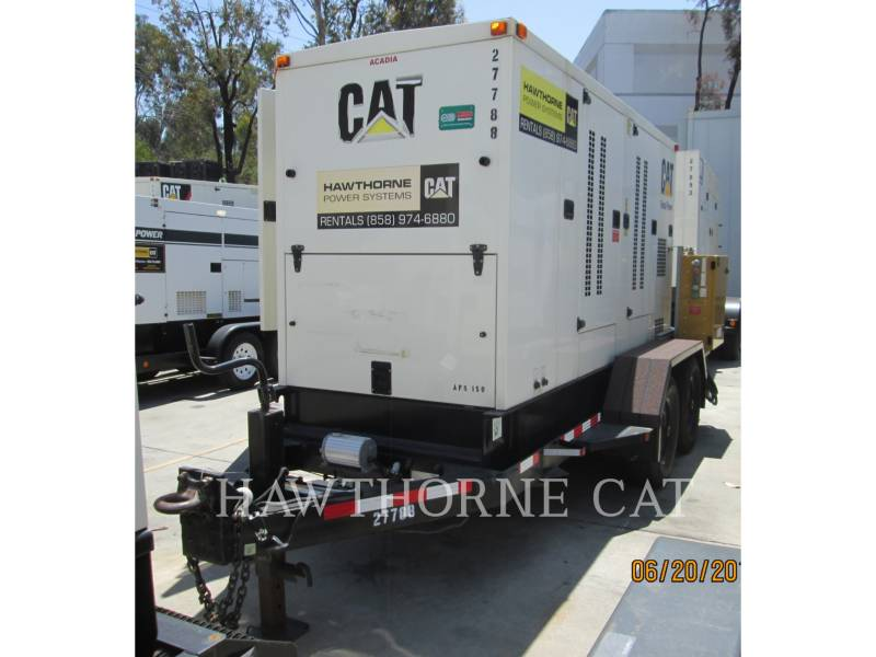 OTHER PORTABLE GENERATOR SETS APS150A equipment  photo 2