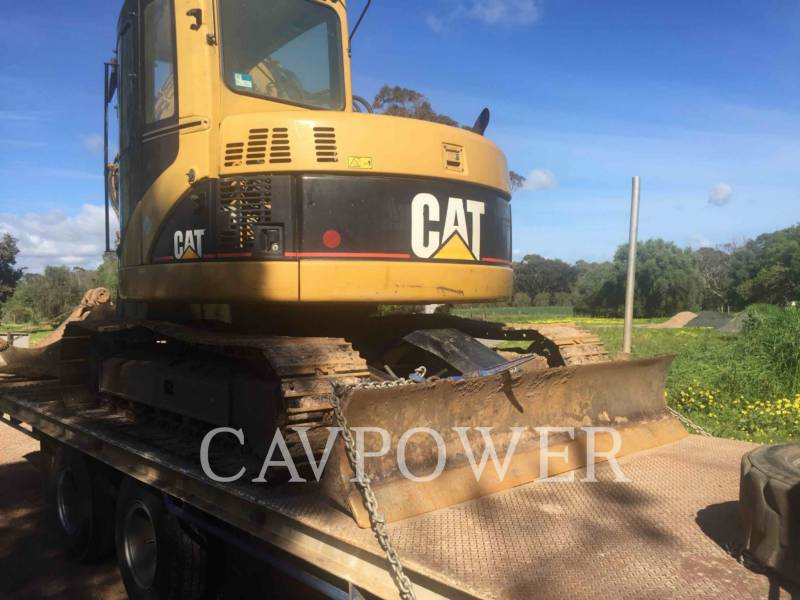 CATERPILLAR ESCAVATORI CINGOLATI 308CCR equipment  photo 4