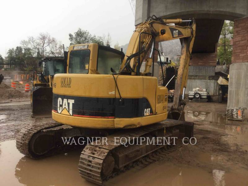 CATERPILLAR PELLES SUR CHAINES 314CL CR equipment  photo 3