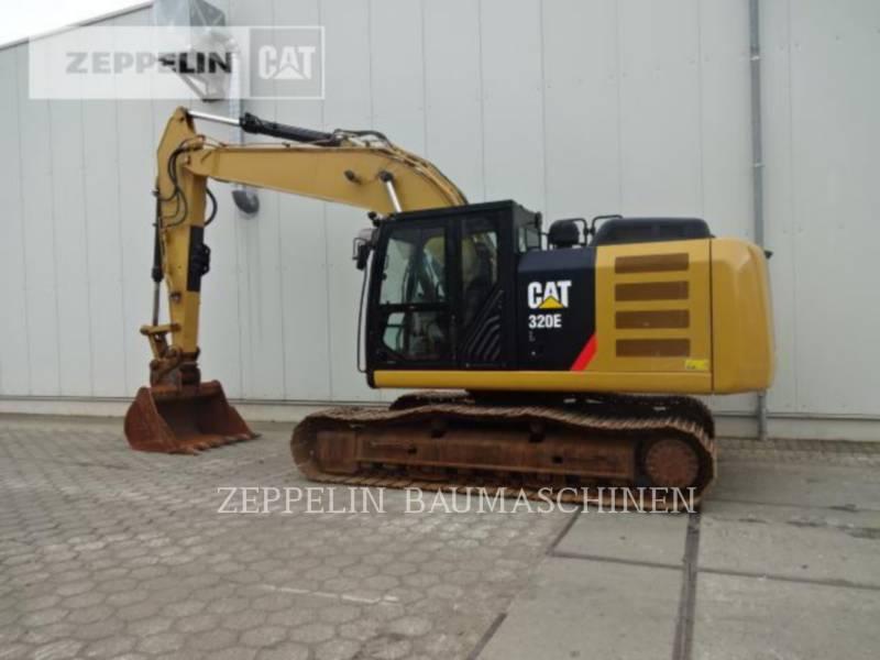 CATERPILLAR ESCAVATORI CINGOLATI 320EL equipment  photo 4