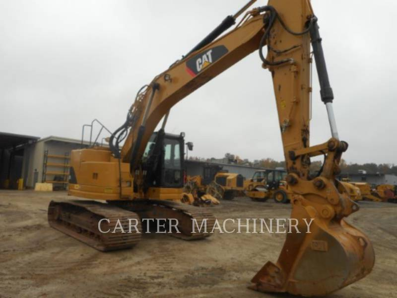 CATERPILLAR KETTEN-HYDRAULIKBAGGER 321 D LCR equipment  photo 1