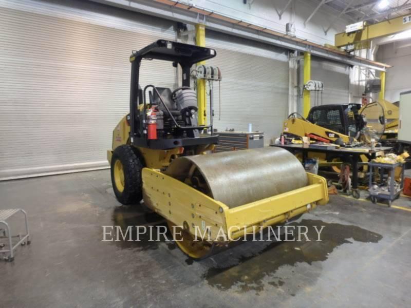 CATERPILLAR EINZELVIBRATIONSWALZE, GLATTBANDAGE CS44 equipment  photo 1
