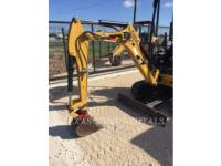 CATERPILLAR EXCAVADORAS DE CADENAS 301.7D CR equipment  photo 1