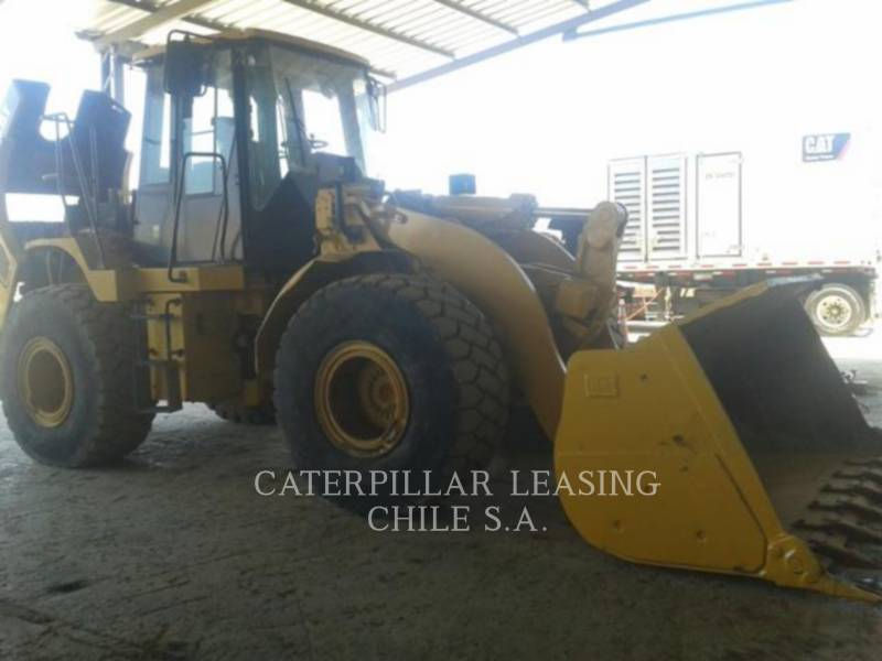 CATERPILLAR CARGADORES DE RUEDAS 962H equipment  photo 1