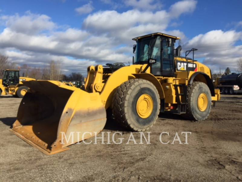 CATERPILLAR WHEEL LOADERS/INTEGRATED TOOLCARRIERS 980M 4F equipment  photo 2
