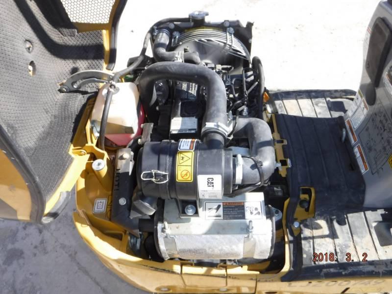 CATERPILLAR KETTEN-HYDRAULIKBAGGER 300.9D equipment  photo 11