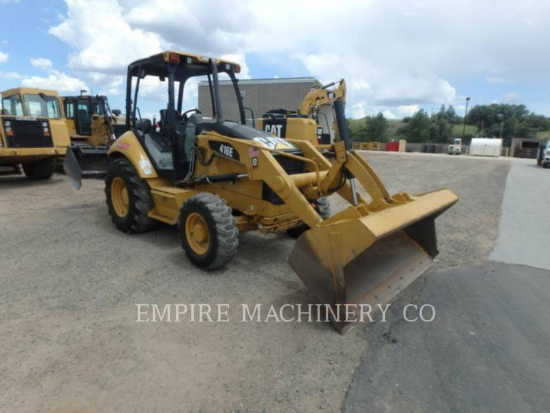 CATERPILLAR INDUSTRIELADER 416E IL equipment  photo 1