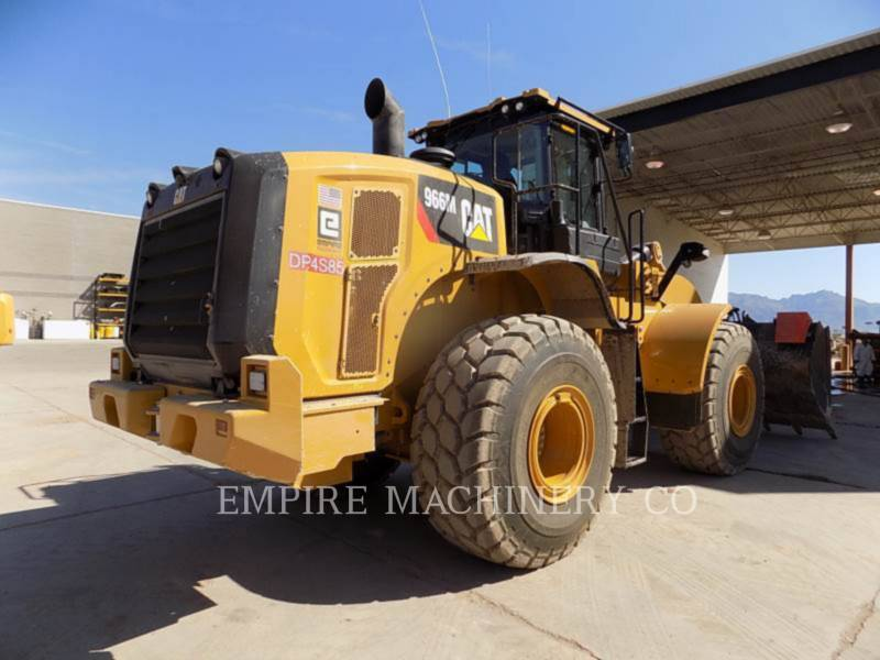 CATERPILLAR CARGADORES DE RUEDAS 966M FC equipment  photo 2