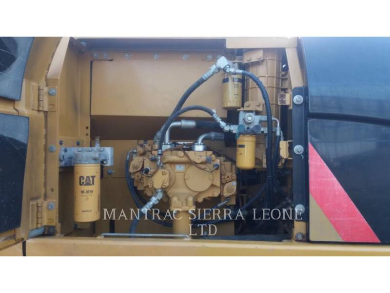 CATERPILLAR EXCAVADORAS DE CADENAS 320 D equipment  photo 7
