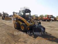 Equipment photo Caterpillar 262D MINIÎNCĂRCĂTOARE RIGIDE MULTIFUNCŢIONALE 1