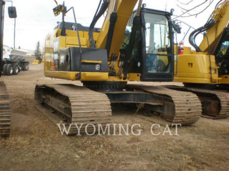 CATERPILLAR TRACK EXCAVATORS 320EL RR equipment  photo 1