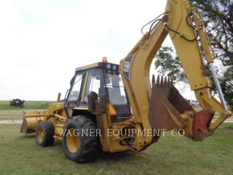 CATERPILLAR BACKHOE LOADERS 446B 4WDE equipment  photo 4