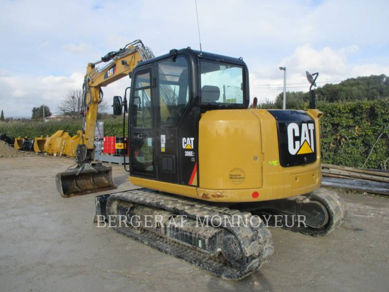 CATERPILLAR トラック油圧ショベル 308E2 CR equipment  photo 1