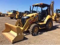 CATERPILLAR BACKHOE LOADERS 420F 4 equipment  photo 1