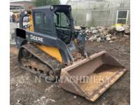 JOHN DEERE SKID STEER LOADERS 323D equipment  photo 2
