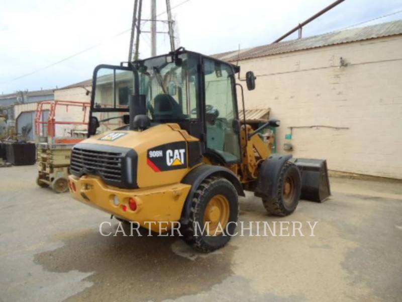 CATERPILLAR CHARGEURS SUR PNEUS MINES 908H equipment  photo 4