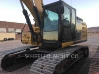 CATERPILLAR KOPARKI GĄSIENICOWE 329F L CF equipment  photo 1