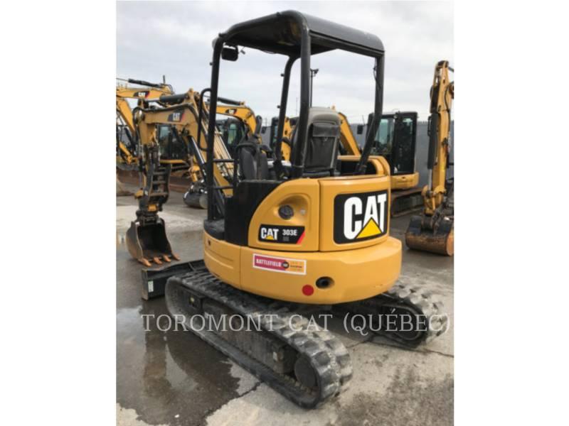CATERPILLAR トラック油圧ショベル 303 E CR equipment  photo 2