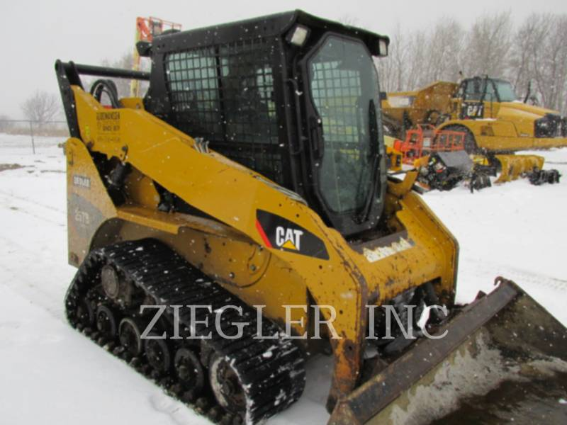 CATERPILLAR MULTI TERRAIN LOADERS 257B3 equipment  photo 2