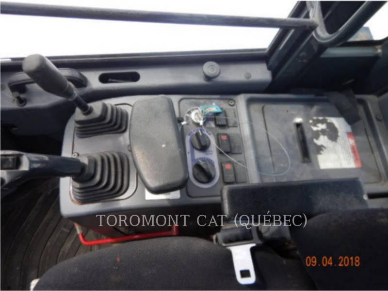KOMATSU CARGADORES DE RUEDAS WA250 equipment  photo 15
