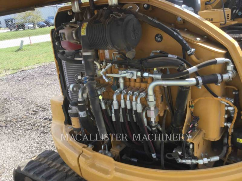 CATERPILLAR KETTEN-HYDRAULIKBAGGER 303ECR equipment  photo 9