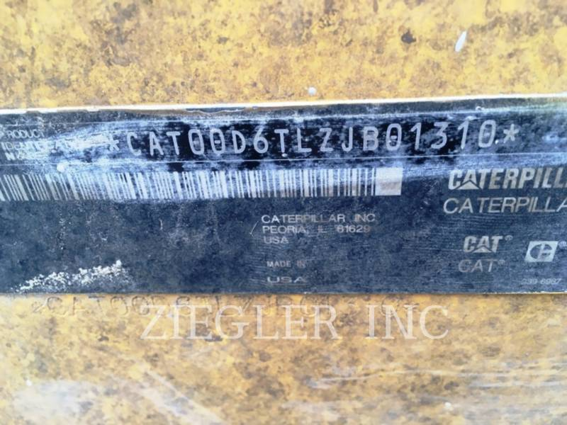 CATERPILLAR TRATTORI CINGOLATI D6TLGP equipment  photo 6