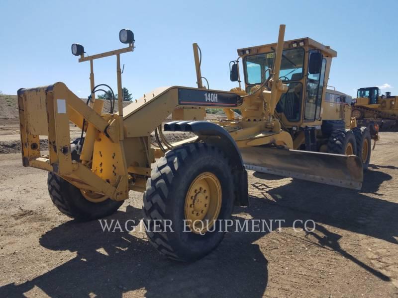 Caterpillar AUTOGREDERE 140HNA equipment  photo 1