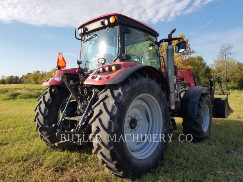 MCCORMICK TRACTOARE AGRICOLE XTX145 equipment  photo 2