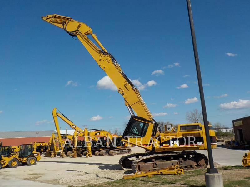 CATERPILLAR TRACK EXCAVATORS 365BIIL equipment  photo 5