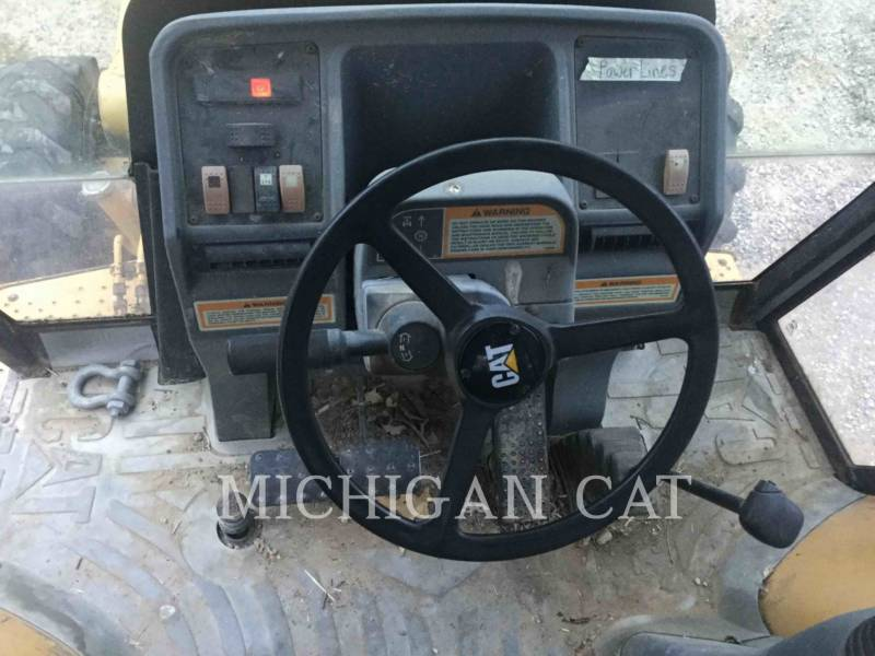 CATERPILLAR RETROEXCAVADORAS CARGADORAS 416C C equipment  photo 21