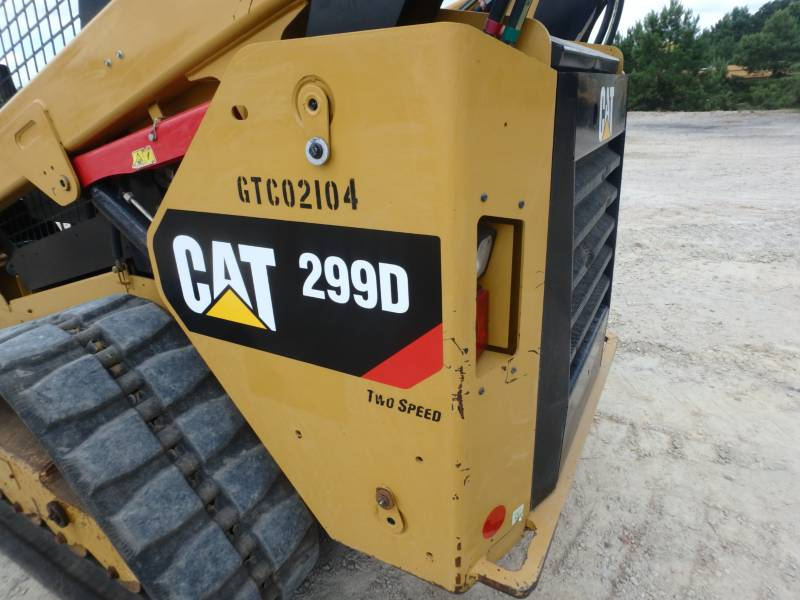 CATERPILLAR CARREGADEIRAS TODO TERRENO 299D equipment  photo 23