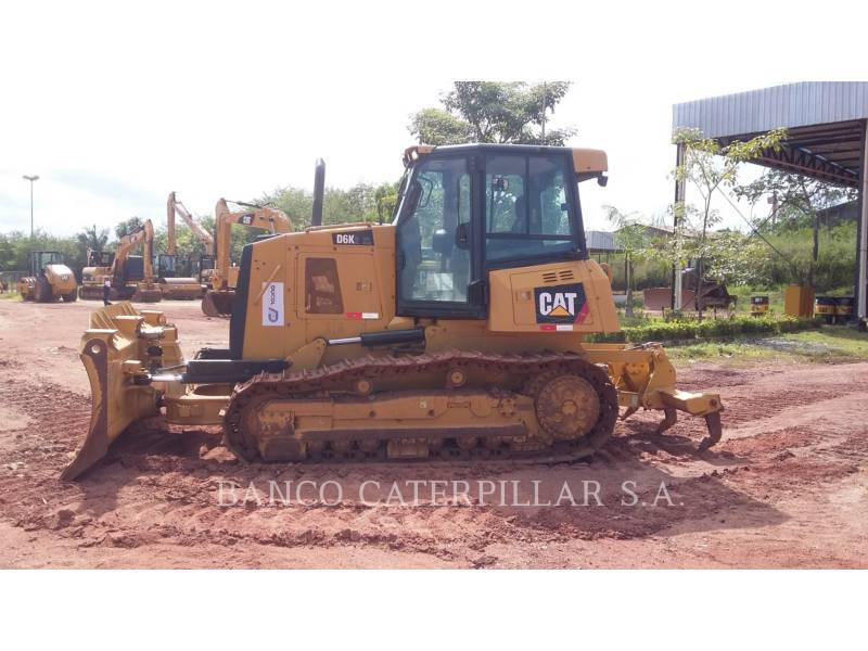 CATERPILLAR CIĄGNIKI GĄSIENICOWE D6K2 equipment  photo 7