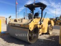 Equipment photo CATERPILLAR CB64 TAMBOR DOBLE VIBRATORIO ASFALTO 1