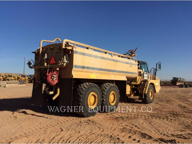 CATERPILLAR WATER WAGONS 730C WT equipment  photo 3