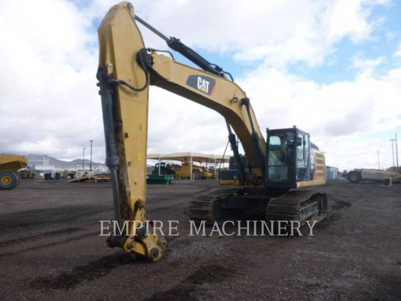CATERPILLAR KOPARKI GĄSIENICOWE 336ELH equipment  photo 4