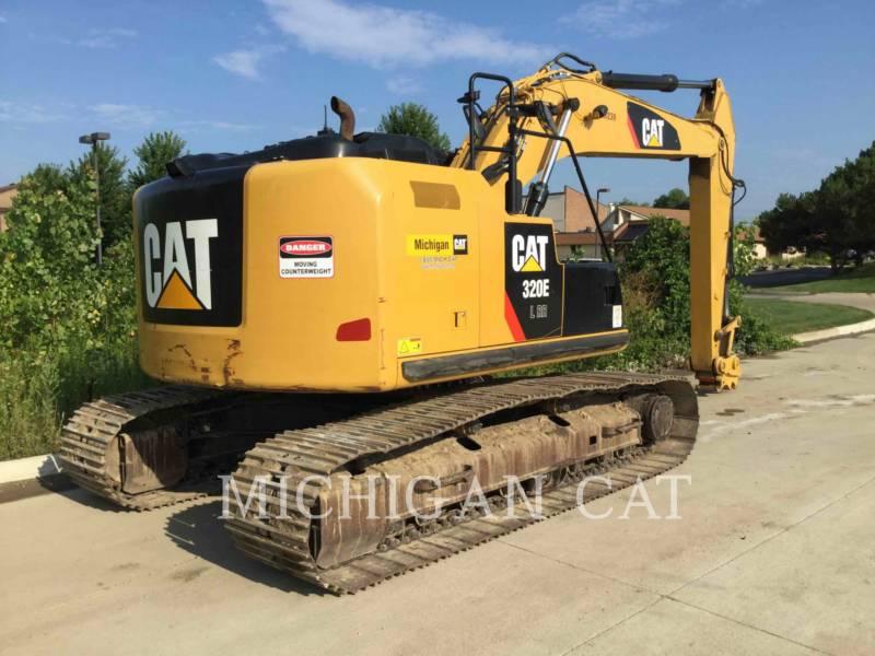 CATERPILLAR トラック油圧ショベル 320ELRR equipment  photo 3