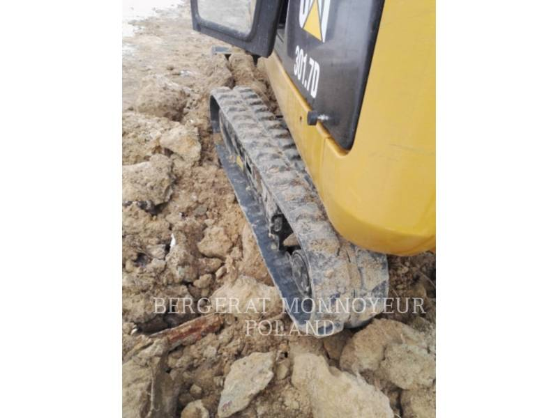 CATERPILLAR PELLES SUR CHAINES 301.7 D equipment  photo 11