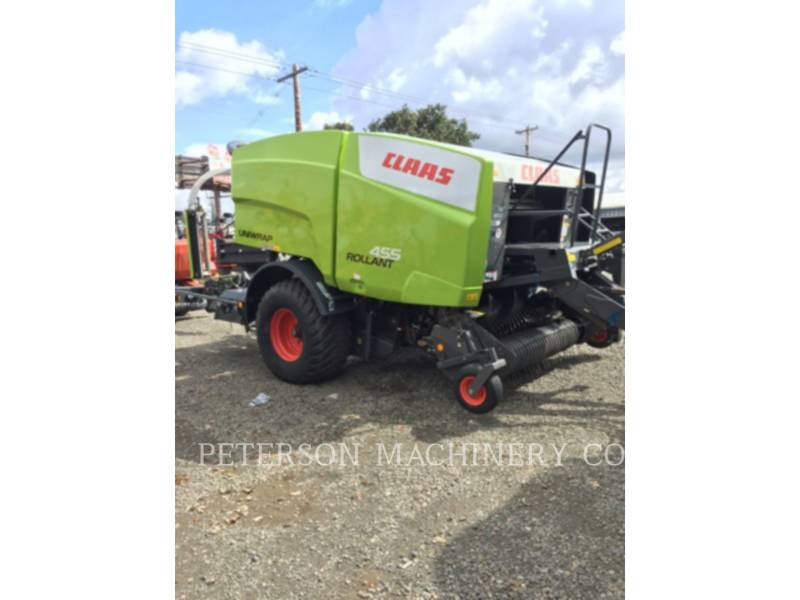 CLAAS OF AMERICA 農業用集草機器 750UNIWRP equipment  photo 1