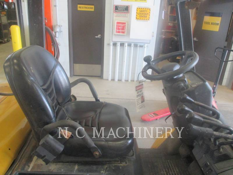 CATERPILLAR FORKLIFTS P6000-GLE equipment  photo 2