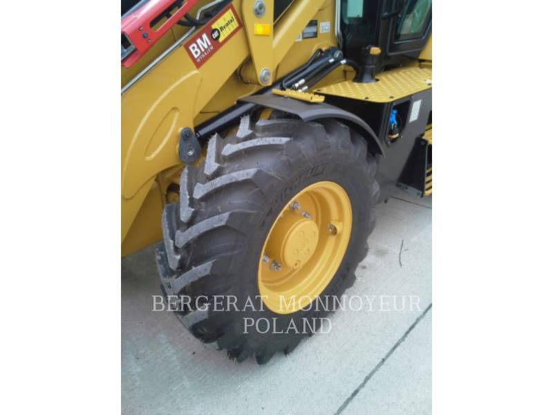 CATERPILLAR BACKHOE LOADERS 428 F 2 equipment  photo 10