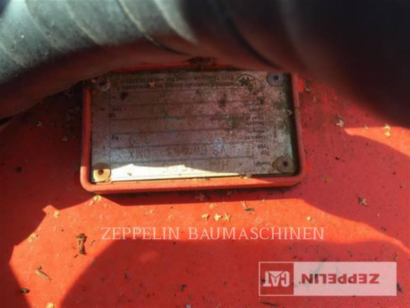 CATERPILLAR  BACKHOE WORK TOOL OILMAX CW45S equipment  photo 4