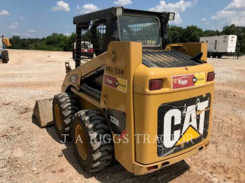 CATERPILLAR PALE COMPATTE SKID STEER 226B3 equipment  photo 4