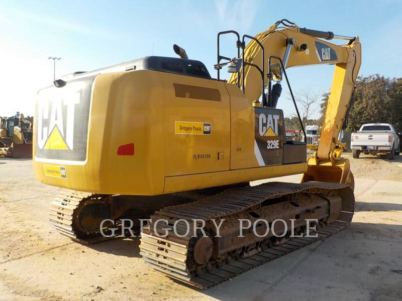 CATERPILLAR ESCAVADEIRAS 329EL equipment  photo 10