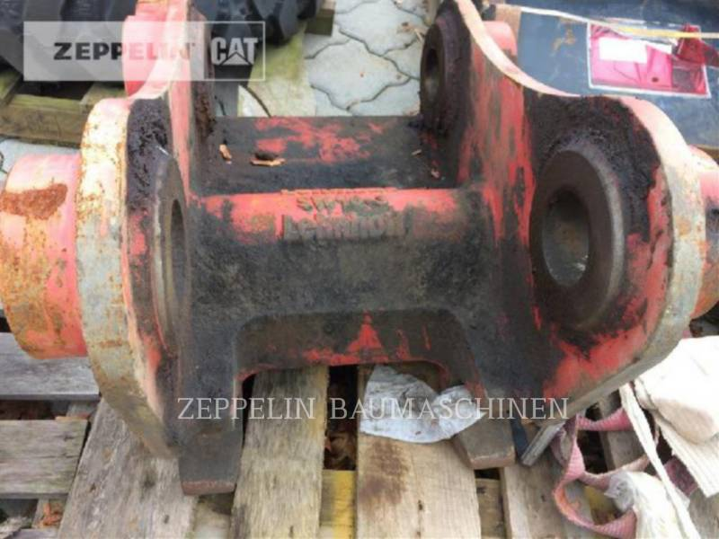LEHNHOFF  BACKHOE WORK TOOL MS10-3 f. CAT M318D equipment  photo 3